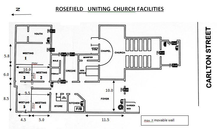 church plan for hire